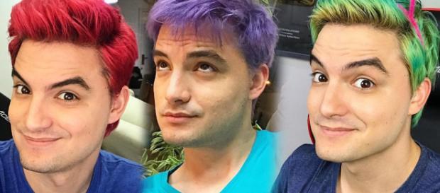 Youtuber Felipe Neto diz que espalharam imagens intimas são para acabar com sua imagem. (crédito: internet)