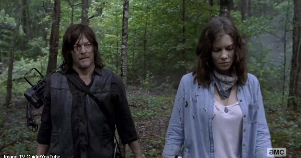 006caed6f9c The walking dead star lauren cohan has cleared up a pay dispute with amc  image guideyoutube