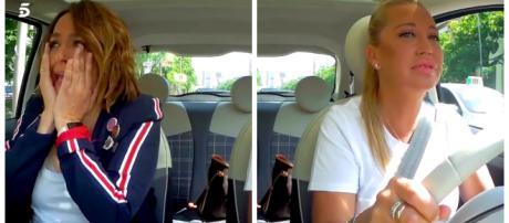 Piden la retirada del carnet de conducir de Belén tras su entrevista con Toñi Moreno