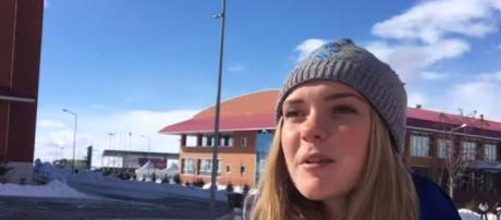 Ellie Soutter Olympic snowboarder dies on her 18th birthday in France - Image credit - Team GB | YouTube