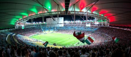 Ingressos à venda para Fluminense x Defensor pela Sul-Americana (Foto: Portal Mercado do Futebol)