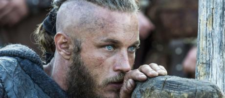 Ragnar Lothbrok, personagem principal de Vikings