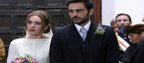 Anticipazioni Il Segreto: Saul accompagna Julieta all'altare