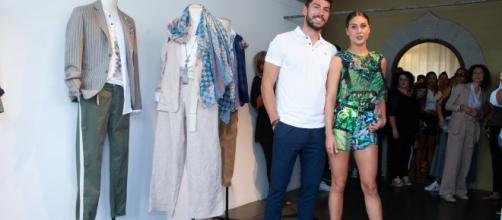 Cecilia Rodriguez e Ignazio Moser, volano a Ibiza.
