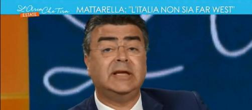 Italiani razzisti con i rom: scontro tv tra Fiano e Morelli