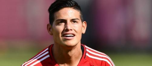 James Rodríguez fue multado por Haciendo con casi 12 millones de euros