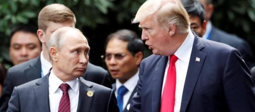 """La """"trama rusa"""" impide nuevo encuentro entre Putin y Trump"""