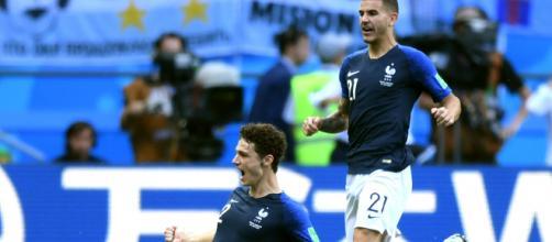 El gol de Pavard a Argentina es elegido el mejor de la Copa Mundial de fútbol 2018
