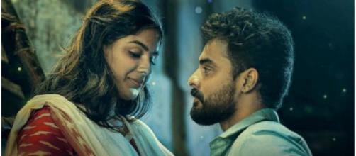 Malayalam Movie 'Theevandi released on July 27, (Image via Malatheatre/Youtube)