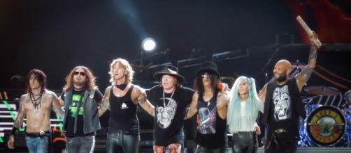 November Rain des Guns N'Roses vient de dépasser le milliard de vues sur YouTube - wikipedia.org