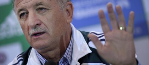 Palmeiras anuncia retorno de Felipão