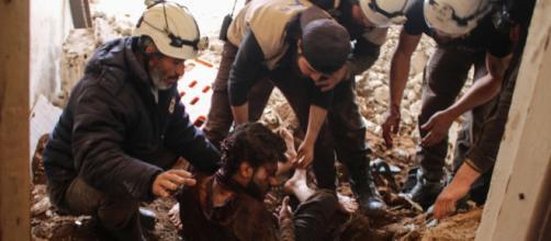 Una ofensiva del Estado Islámico en el sur de Siria causa al menos 183 muertos