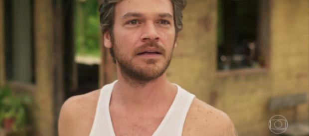 Beto (Emílio Dantas) decidirá revelar a sua identidade para salvar Luzia (Giovanna Antonelli)