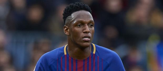 El Everton sube su oferta por Yerry Mina a 30 M€ y su fichaje entra en la recta final