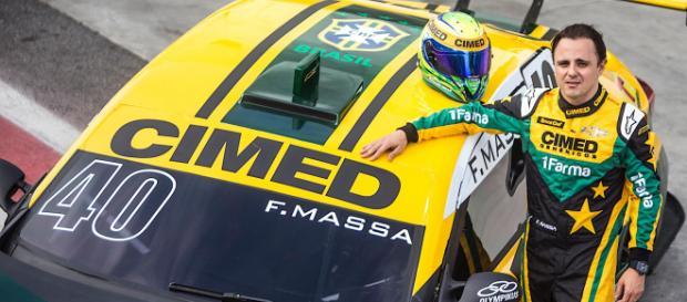 Felipe Massa volta à Stock Car na Corrida do Milhão com a Cimed