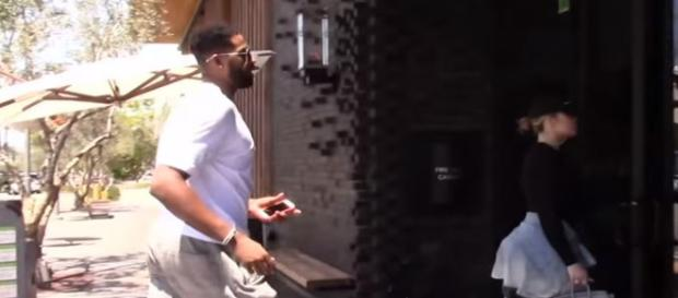 Tristan stops going to cople theray with Khloe Kardashian- Image credit - E! News | YouTube