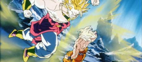 Crítica de Dragon Ball Z Estalla el duelo, la película de Broly ... - hobbyconsolas.com