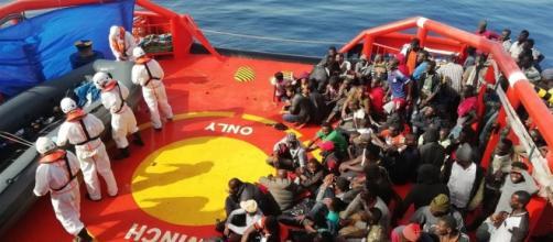 21.000 migrantes han llegado a España por el Mediterráneo en este 2018