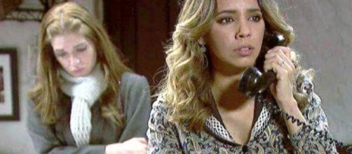 Anticipazioni Il Segreto: Emilia riceve una bruttissima notizia dalla nipote Aurora
