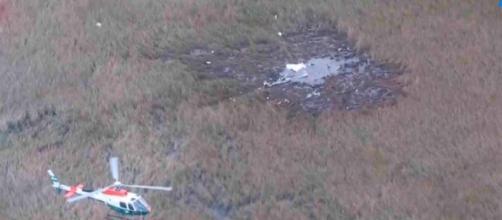 PARAGUAY / Encuentran una avioneta estrellada donde viajaba Gneiting
