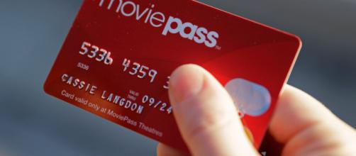 MoviePass has run out of money, according to an SEC filing by the company. Image Credit: YouTube - MoviePass
