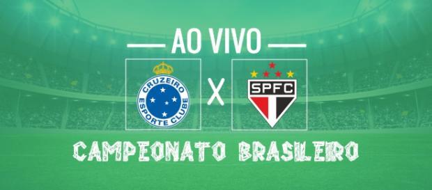 Campeonato Brasileiro: Cruzeiro x São Paulo
