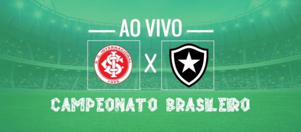 Campeonato Brasileiro: Inter x Botafogo ao vivo