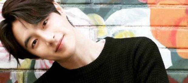 Kim Dong Yoon, do grupo K-pop Spectrum