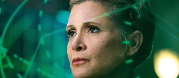 Solo la vera Carrie Fisher in Star Wars episodio 9 - Empire Italia - empireonline.it