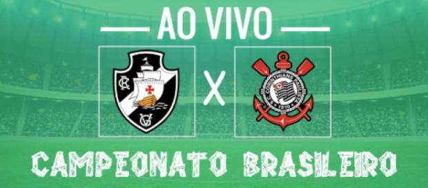 Vasco X Corinthians terá transmissão ao vivo pela BN