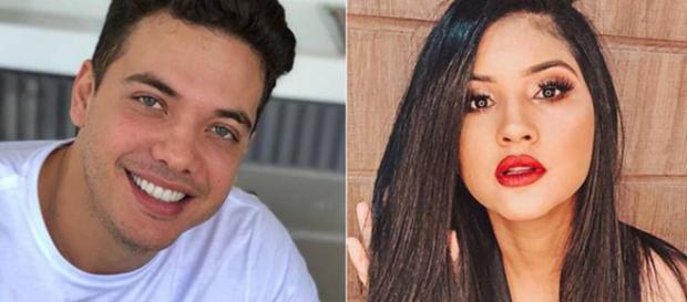 Wesley Safadão e Mileide Mihaile (Foto: Divulgação)