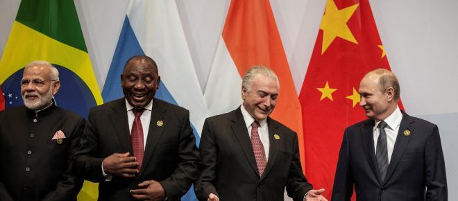 El bloque BRICS reafirma el apoyo al comercio multilateral bajo las reglas de la OMC