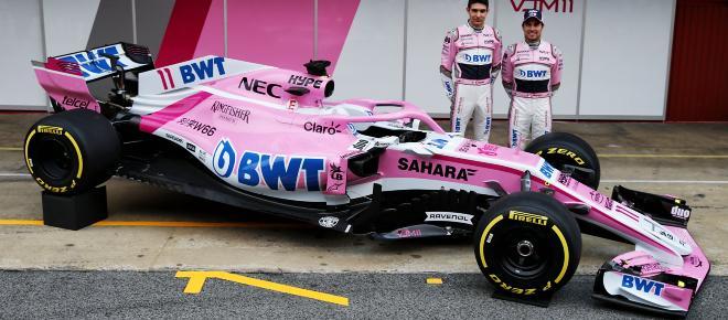 El equipo de Fórmula 1 Force India entra en concurso de acreedores