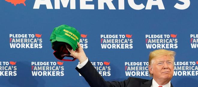 La economía de EE.UU. progresa adecuadamente gracias al incremento de las exportaciones