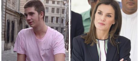 Juan Valentín no está contento con Letizia tras no dejarle visitar a su padre a la cárcel