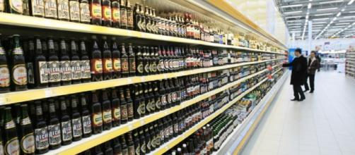 Birra ritirata dal supermercato
