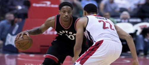 DeMar De Roan upset about trade to Spurs and Lowry won't talk about it - image credit - Keith Allison   Flickr