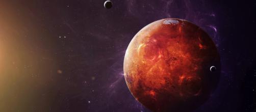 El agua líquida en Marte abre nuevas investigaciones