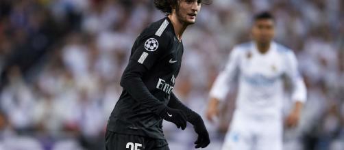 Rabiot podría llegar a la Juventus