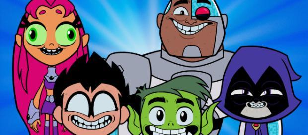 Jóvenes Titanes / Teen Titans - BdS - Blog de Superhéroes - blogdesuperheroes.es
