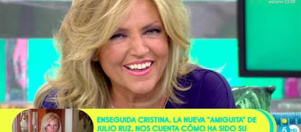 Lydia Lozano presume que Álvaro Escassi ha sido infiel a Carmen Matute