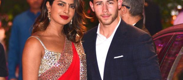 Nick Jonas y Priyanka Chopra celebran su compromiso tras dos meses de relación