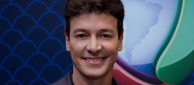 Rodrigo Faro, apresentador da Record