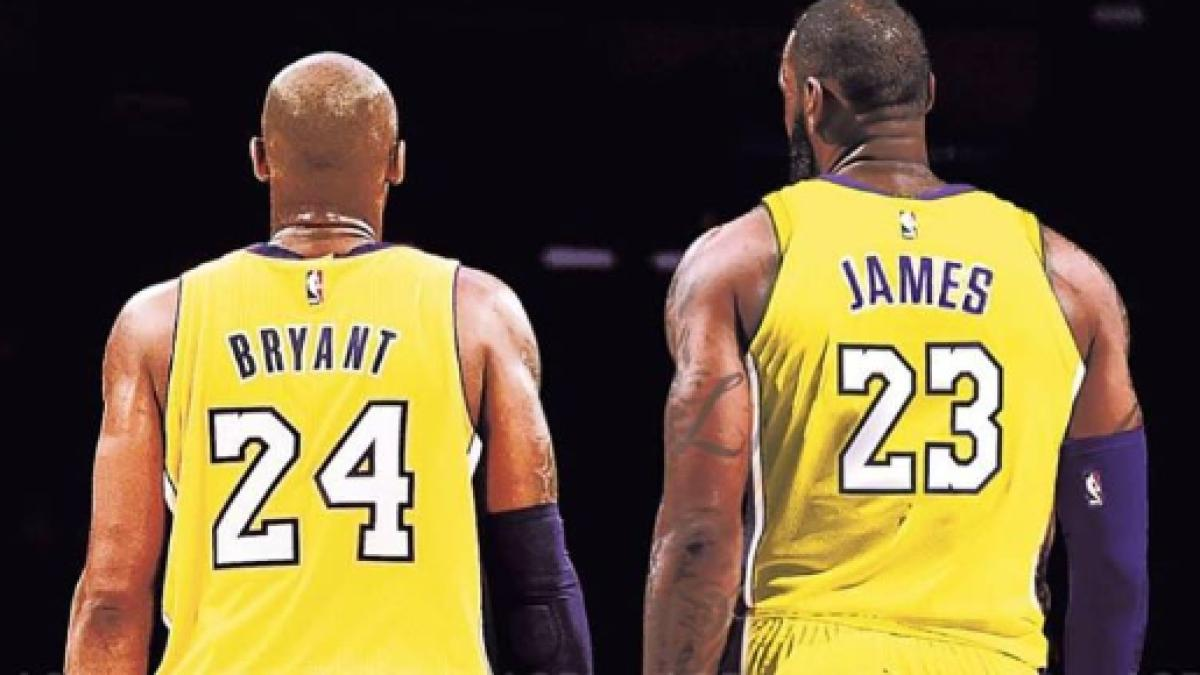 Kobe Bryant Sends Lebron James A Special Message As He Joins Lakers