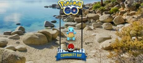July 'Pokemon GO' Community Day event will feature Squirter with sunglasses. Image Credit: John Willie / YouTube Screenshot