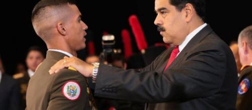 VENEZUELA / Ascienden a 16.900 militares por su 'lealtad' a Nicolás Maduro