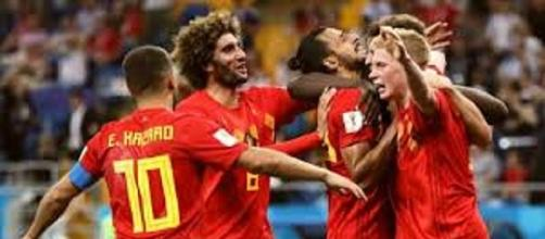 Bélgica vence a Japón 3-2 en épica remontada