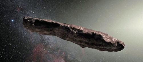 El asteroide 'Oumuamua' resulta ser un cometa