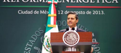 Obrador podría abolir la reforma energética del 2014 de Enrique Peña