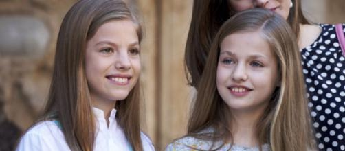La princesa Leonor y la infanta Sofía se van de campamento de verano a Estados Unidos